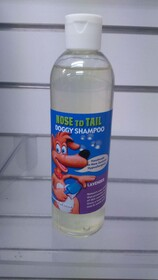 Nose to Tail Shampoo Lavender 250ml