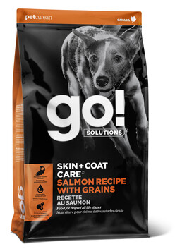 GO! SOLUTIONS SKIN + COAT CARE Salmon Dog Food