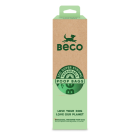 Beco Bags Degradable Bear Size 300pc