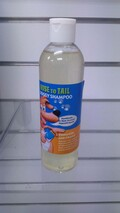 Nose to Tail Shampoo Cinnamon and Orange 250ml
