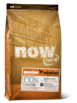 NOW FRESH Grain Free Senior